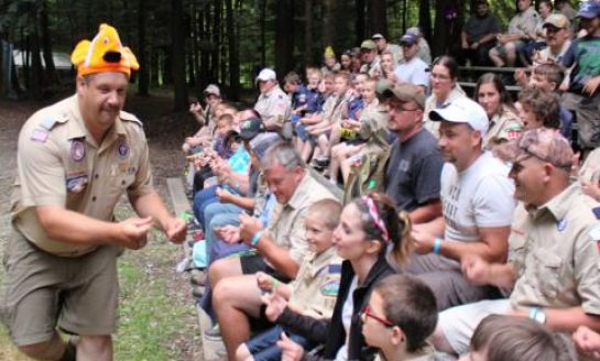 Elk Lick Scout Reserve Cub Scout Camp Signups Underway Now