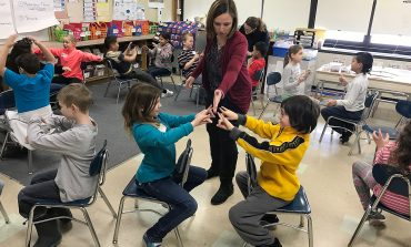 Kennedy Center Partners in Education Hold 2nd Workshop in Jamestown & Chautauqua Lake Schools