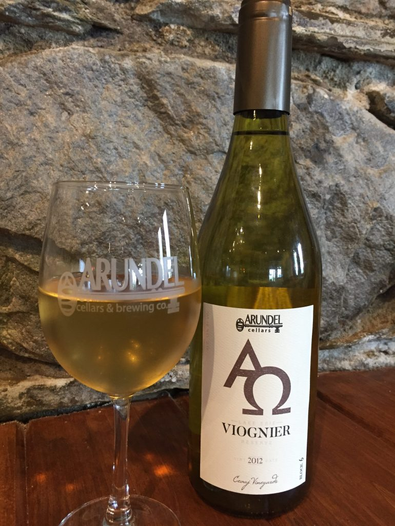 Viognier Reserve Release Party at Arundel Cellars