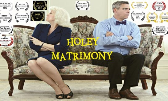"""Holey Matrimony"" to be screened at the Carriage House Cinema"