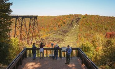 Visit Kinzua Bridge State Park with Audubon on Wednesday, October 11