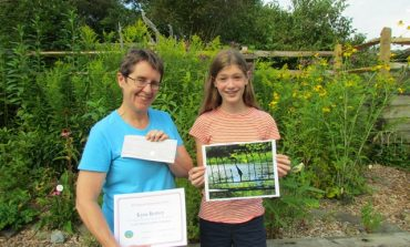 Audubon Photo Contest Winner from NYC Visits Nature Center