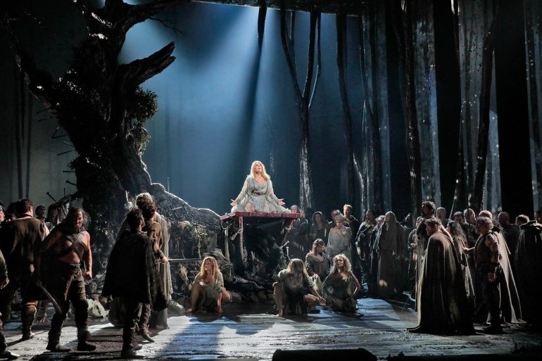 Opera House <em>Live at the Met</em> Season Kicks Off with Bellini's <em>Norma</em>
