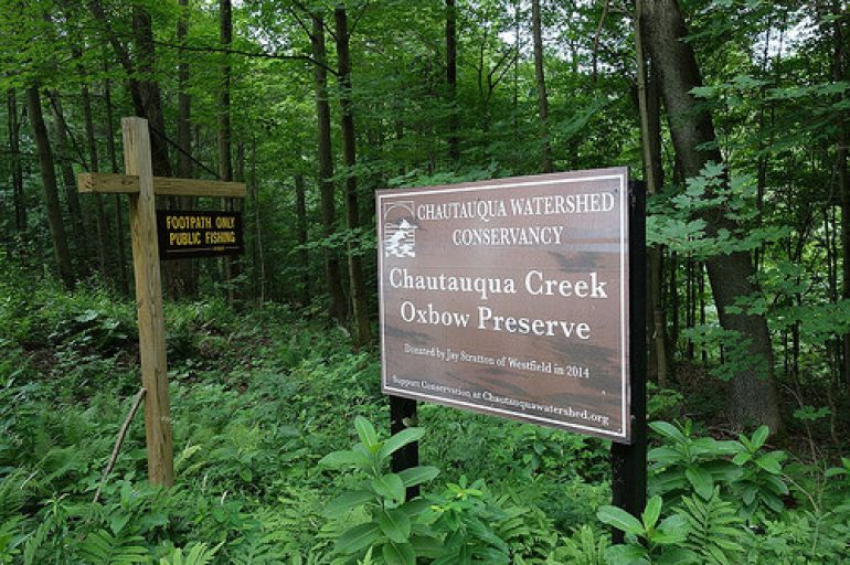 Learn About Chautauqua Watershed Conservancy at Audubon's November 3 First Friday