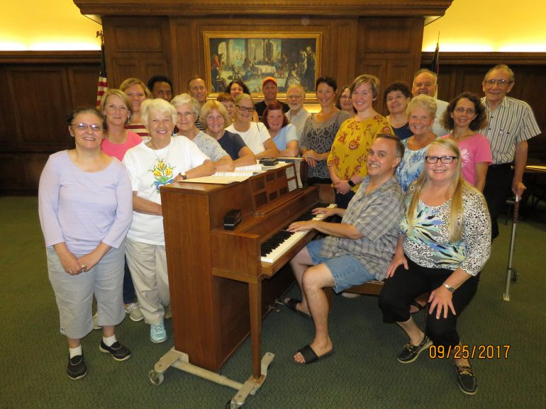 Community Music Project's Vocal Music Series Begins November 5th