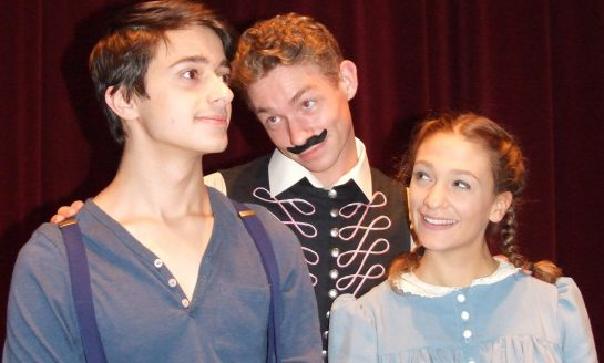 'Peter and the Starcatcher' Opens Fredonia Theater Series on Oct. 20th