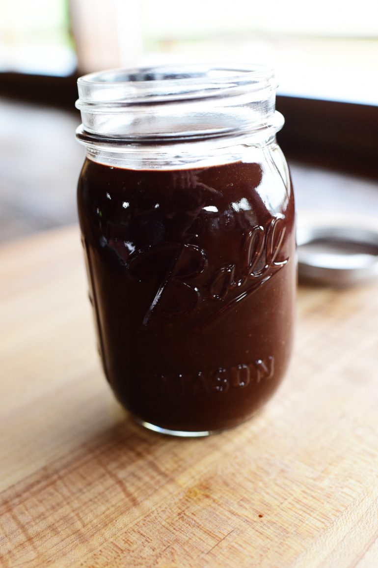 Homemade By Katy: Homemade Hot Fudge
