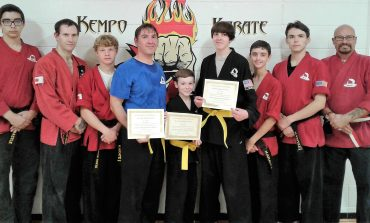 The Family Martial Arts Center Oct 18 Belt Advancement Ceremonies