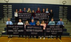 Chautauqua Lake Raises Banners Celebrating Athletics Achievements