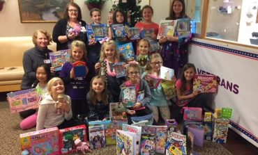 Southwestern School Girls on the Run Holds Toy Drive for UPMC Chautauqua WCA