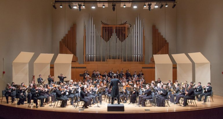 College Symphony Orchestra to perform at NYSSMA Winter Conference