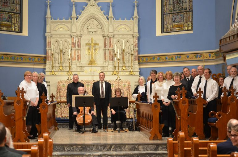 "Choral Masterwork Concert Featuring Vivaldi's ""Gloria"" Scheduled for November 17"