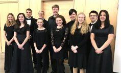 JHS Senior High NYSSMA Area All-State Participants