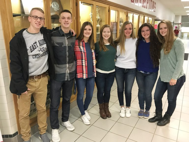 JHS Announces Fall All-WNY Scholar Athletes