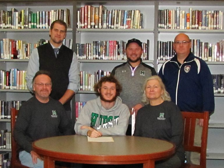 Chautauqua Lake Soccer Star Signs with Mercyhurst North East