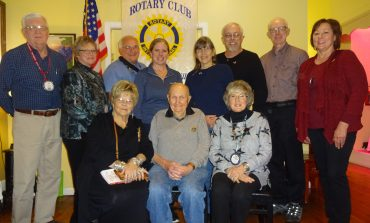 Westfield-Mayville Rotarians are partners in service