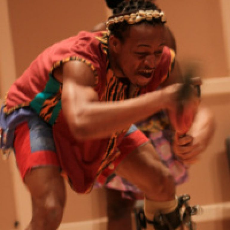 West African dance troupe to perform at Fredonia