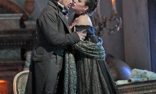Opera House Presents New Production of Puccini's <em>Tosca</em>