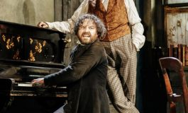 Opera House Presents National Theatre Live's <em>Young Marx </em>