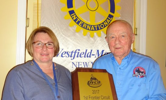 History of Gerry Rodeo highlighted at Feb. 20  Westfield-Mayville Rotary Club gathering