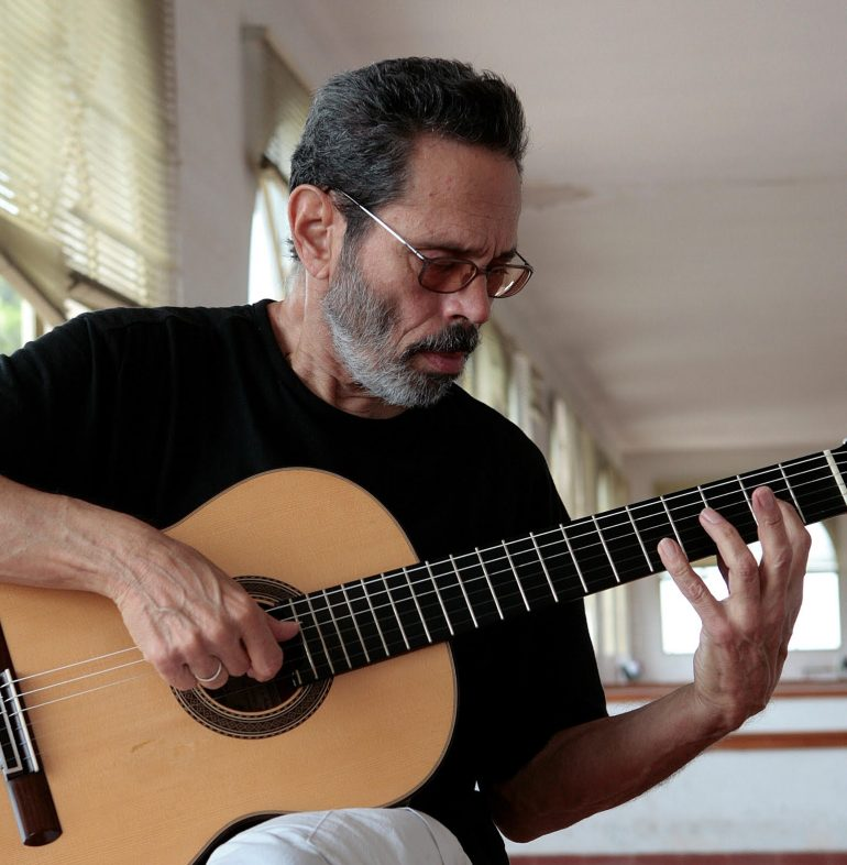 Famed Cuban composer Leo Brouwer in-residence at Fredonia Feb. 13 and 14