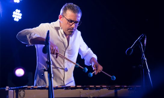 Acclaimed jazz vibraphonist Rafalides to joins students for performance