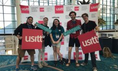 Fredonia Theatre students shine at USITT Tech Olympics