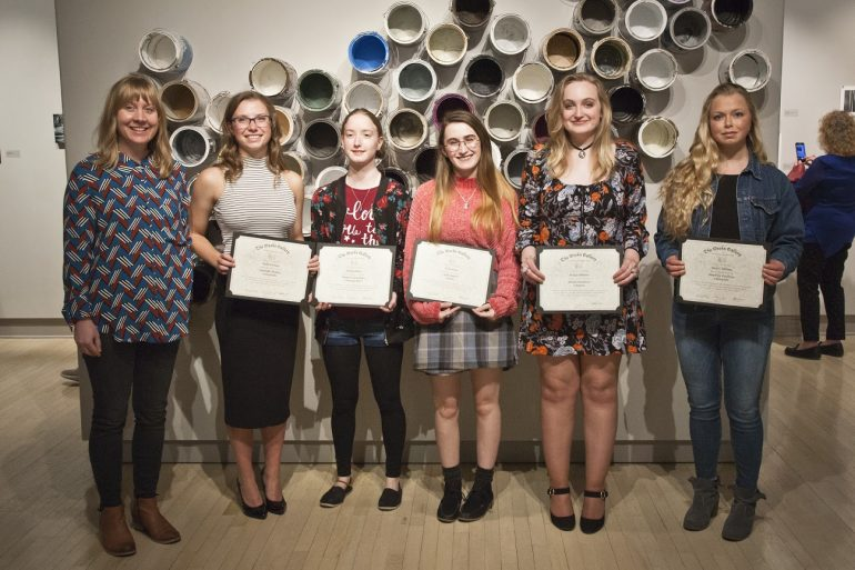 JCC Student Art And Design Exhibition Awards Announced