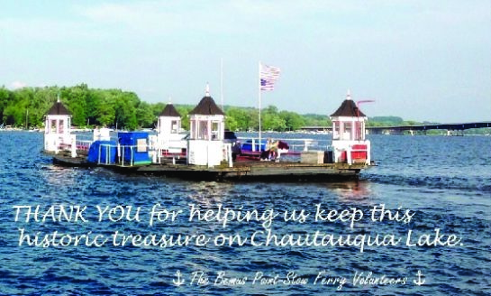 Bemus Point-Stow Ferry Out of Service, Future in Question