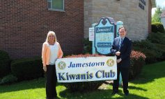 JAMESTOWN KIWANIS CLUB SPONSORS AMBA WELLNESS PROGRAM