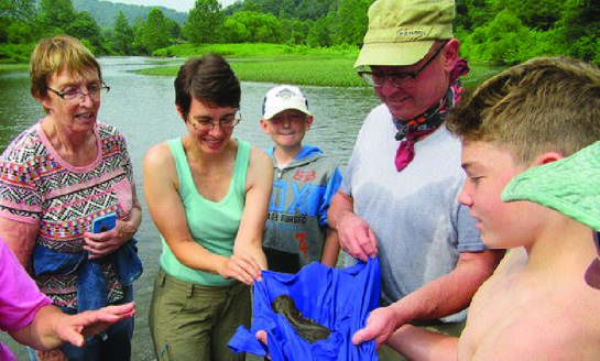 Audubon Exclusive: Experience a Day as a Fisheries Biologist, Monday, July 2