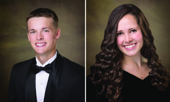 JHS Announces 2018 Valedictorian and Salutatorian