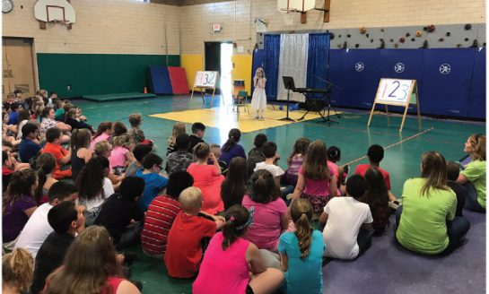Bush Elementary School Presents Annual Talent Show