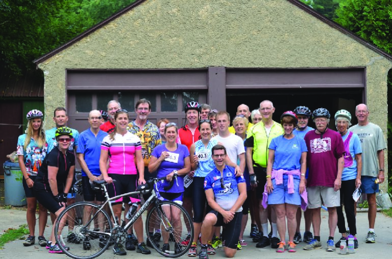 16th Annual 'Loop the Lake' Bicycle Ride Scheduled for July 21