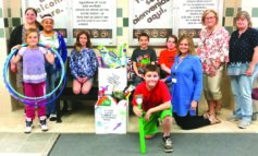 Jefferson Middle School Students Donates to the GA Family Services Through EASE Program