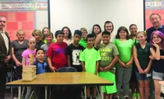 Jefferson 5th Graders Donate $725 to Mental Health Association