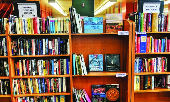Prendergast Library's half-off book sale to run September 6 – 8
