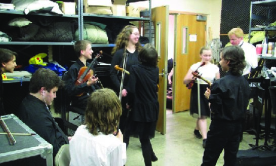 Youth Symphony Fall Session Applications Due by Wednesday, September 19
