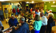 Audubon Volunteer Appreciation Night and Annual Dinner Monday, September 24