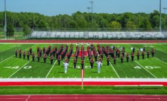 JHS Marching Band's Fall Festival of Bands