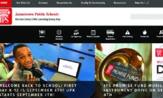 Jamestown Public Schools Updates Website for New School Year