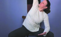 Chair Yoga Classes Resume at Unitarian Church