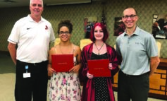 JHS Honors August Graduates at Ceremony
