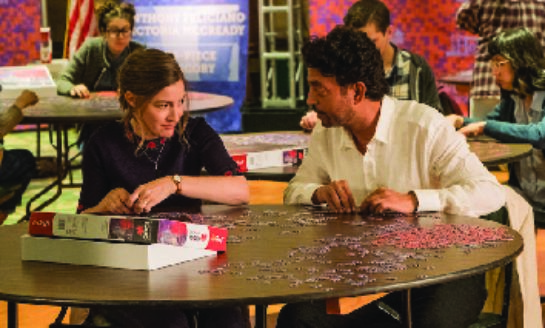 "Opera House Cinema Series to Screen ""Puzzle"""